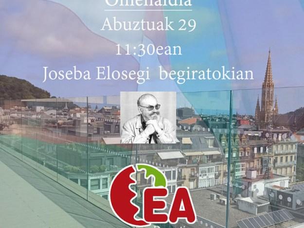 Joseba Elosegikartela