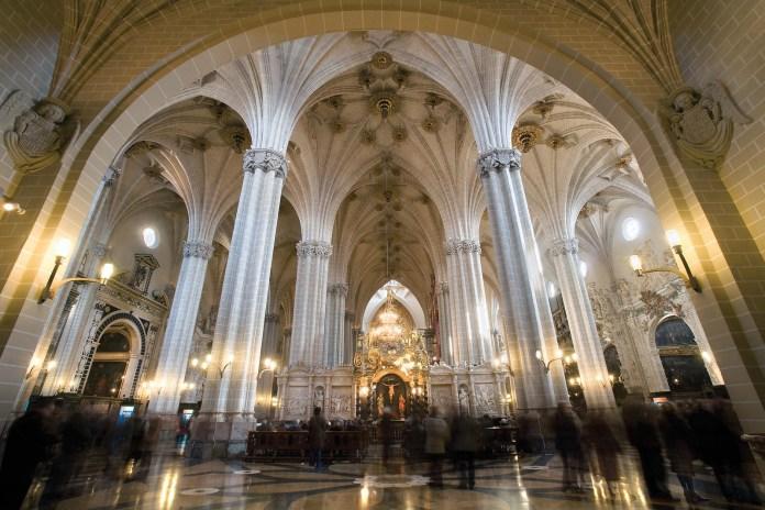 La Seo主教堂 - Autores Daniel MArcos & Félix Bernad©Zaragoza Turismo