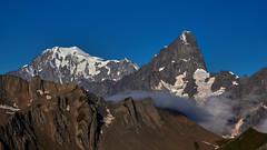 Mont Blanc et Grandes Jorasses