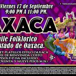 2021.09.17 show oaxaca