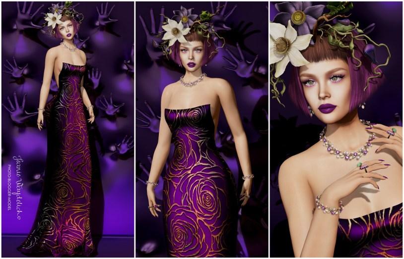 LOTD 1639 - Fantastic purple