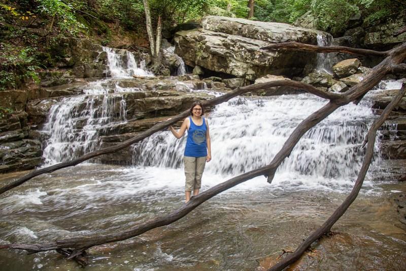 Glen Falls in Sept19