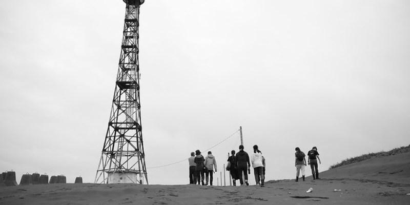 楊順發攝影家帶路:【台61線】黑面琵鷺生態展示館、曾文溪出海口、國聖燈塔
