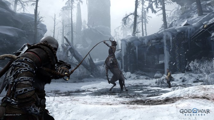 God of War Ragnarok - PlayStation Showcase September 2021