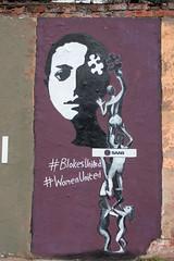 Graffiti blokes women united