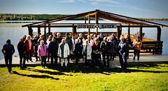 Järvsö SPF Seniorerna besöker Mårdsjön