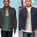 L&B @ Man Cave - Swear Pilot Suede Jacket Collection