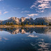 Austrian Mountainscape