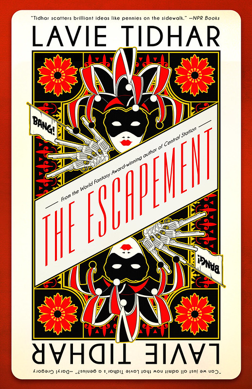 The cover to The Escapement