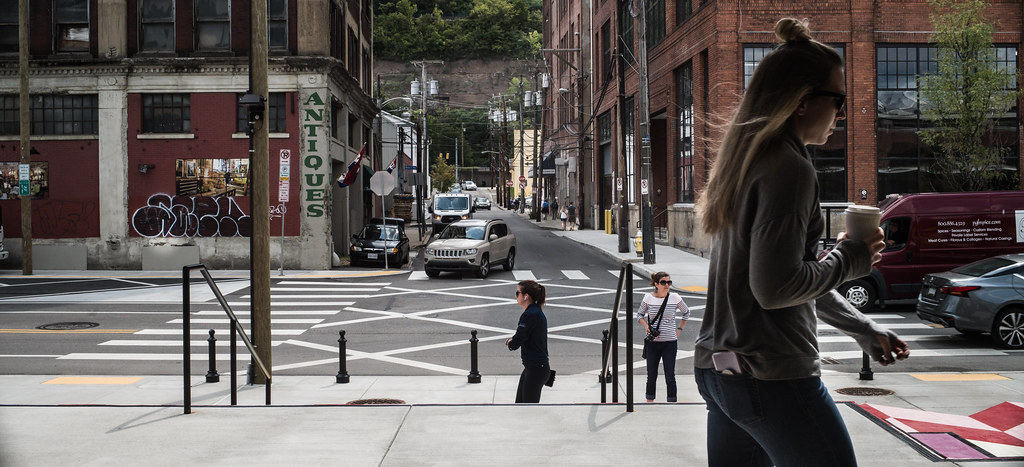 Pittsburgh's Strip District