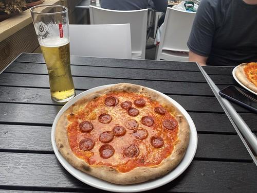 Pizza in Bath