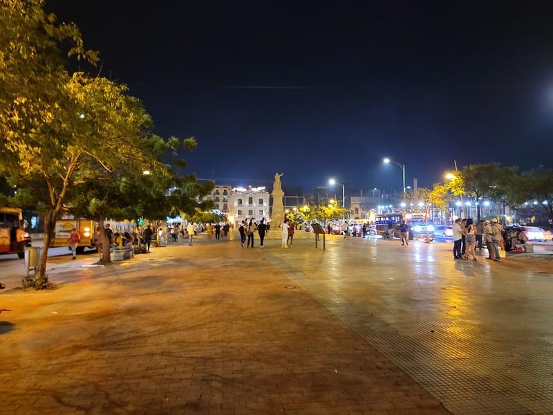 Centro to Getsemani