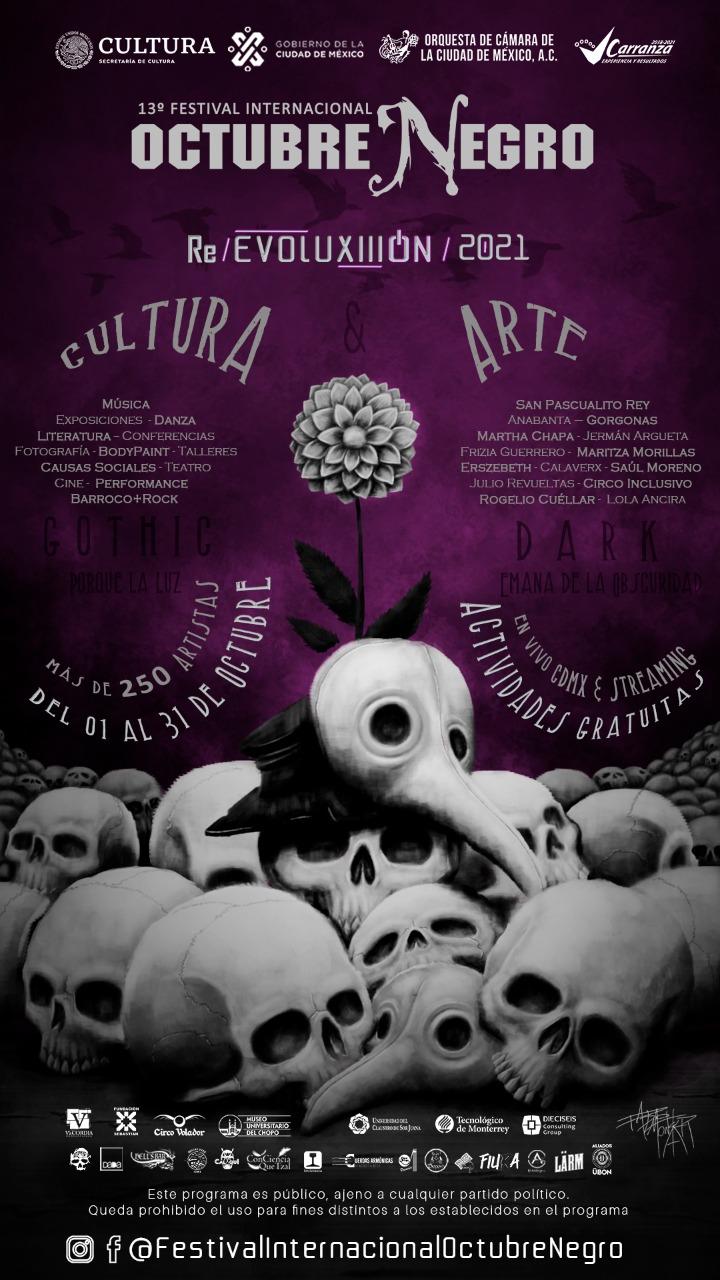 Festival Octubre Negro