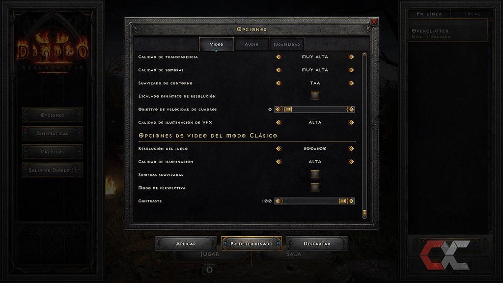 Review-Diablo-II-Resurrected-Overcluster-Video