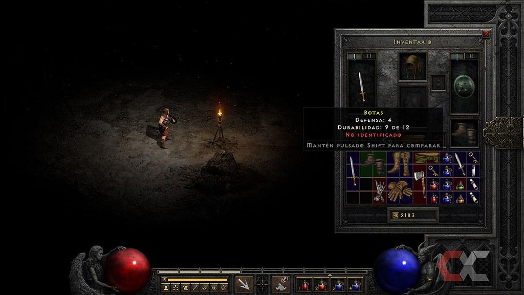Review-Diablo-II-Resurrected-Overcluster-Inventario