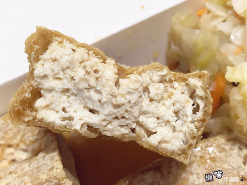 黃金貴臭豆腐小腸豬血湯