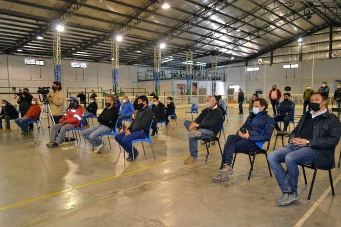 Minería, Iglesia y Jáchal ponen en marcha la primera escuela minera del país