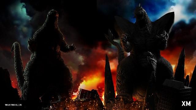 Godzilla vs SpaceGodzilla 1994