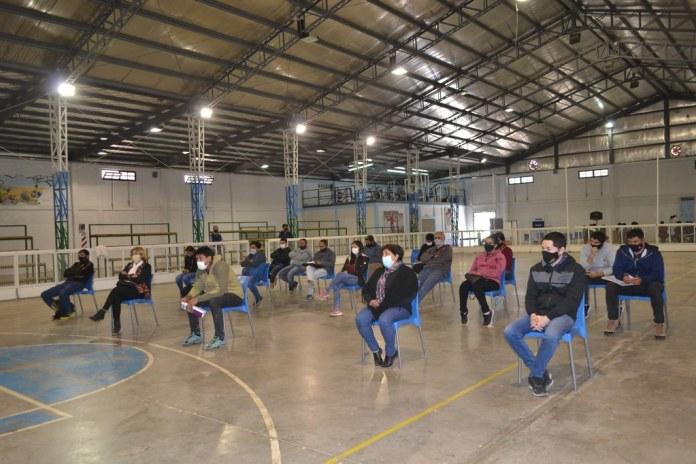 2021-10-07: DESARROLLO HUMANO: Capacitación de la Dirección de Cooperativas