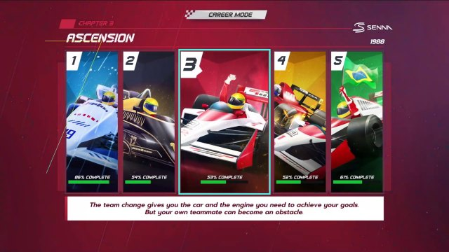 Horizon Chase Turbo: Senna Forever expansion launches October 20 1
