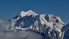 Grand Combin et Mont Vélan