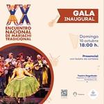 2021.10.10 Encuentro Nacional de Mariachi Tradicional