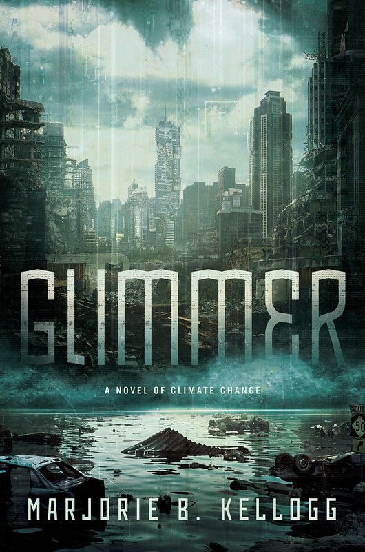 """The cover to """"Glimmer"""""""