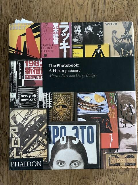 The Photobook: A History, Vol. 1, 2, & 3 Martin Parr, Gerry Badger.