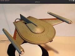 Romulan Bird of Prey - Hi Resolution