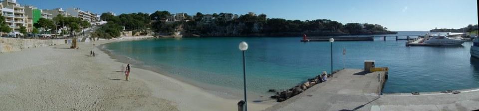 panoramica Porto Cristo playa Mallorca 02