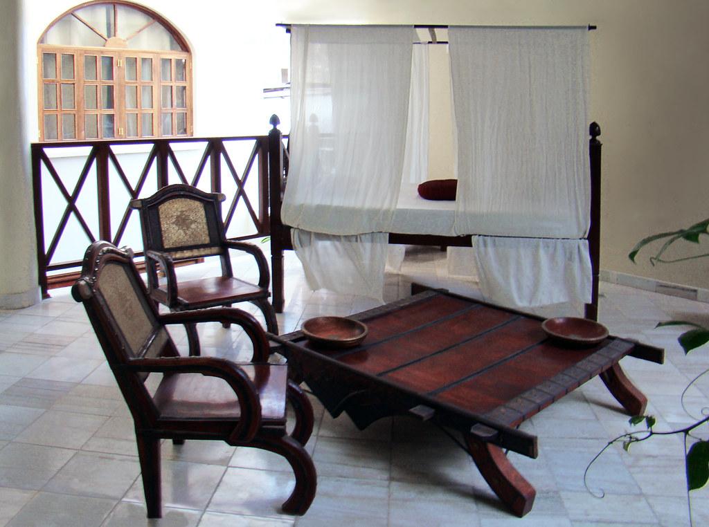mobiliario y decoracion Zanzibar Tanzania 12