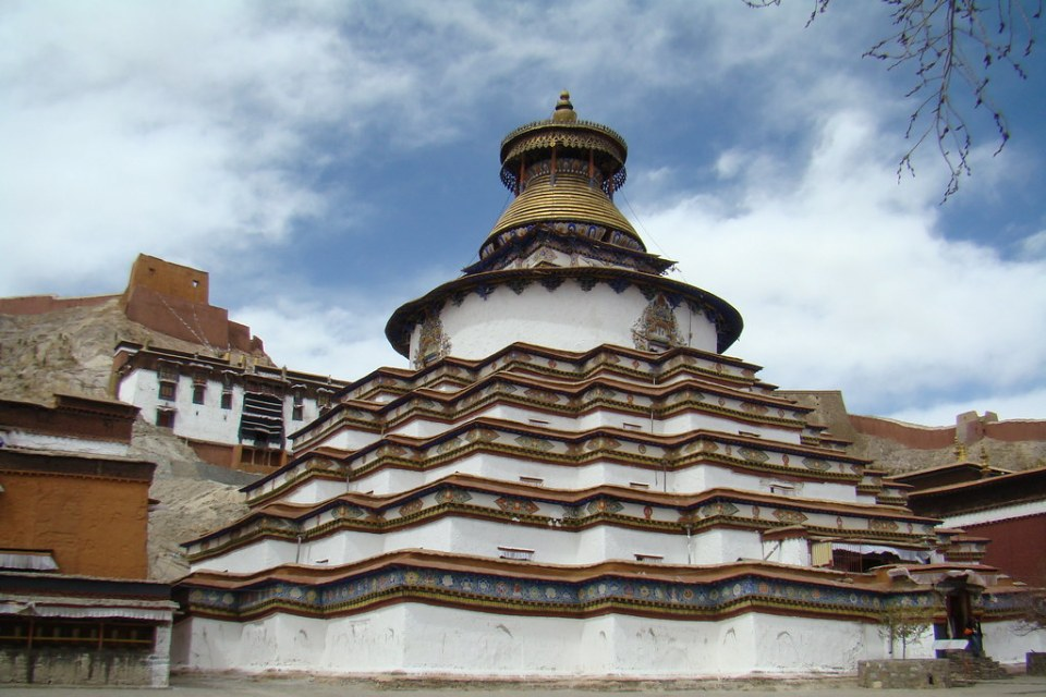 Tibet Gyantse Monasterio Palkor Qoiden 08