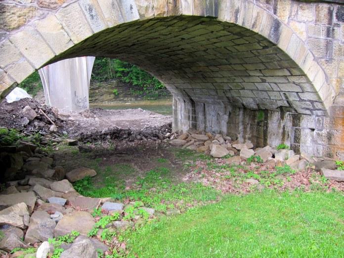 The S Bridge at Blaine