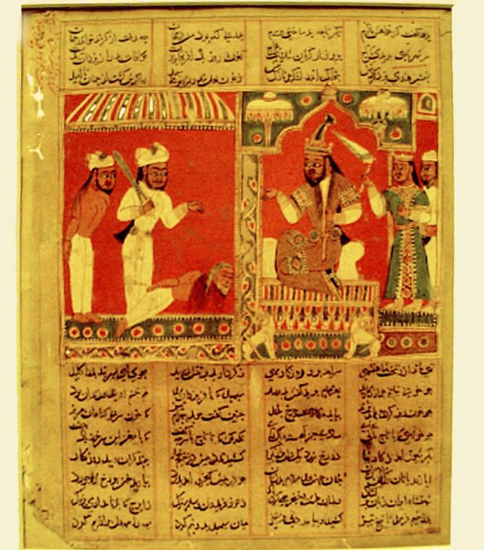 libros manuscritos antiguos Museo de Arte Islámico Museo Pergamo Berlín Alemania 05