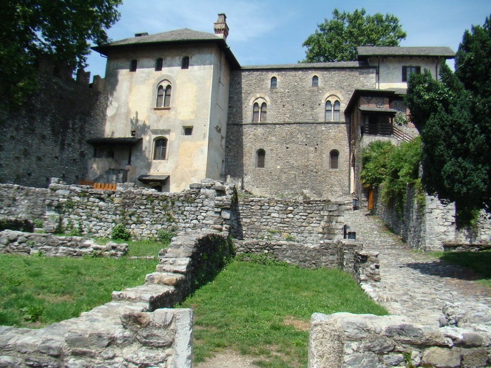 Locarno Suiza Castillo Visconteo 01