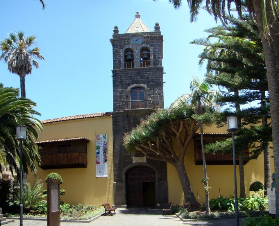 Plaza y Antiguo Convento San Agustin San Cristobal de La Laguna Isla de Tenerife Patrimonio de la Humanidad 32