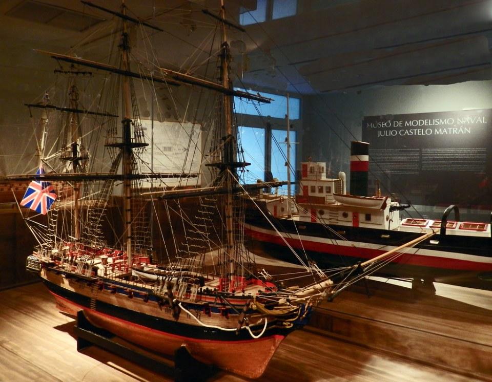 HMS Diana 01 maqueta de barco