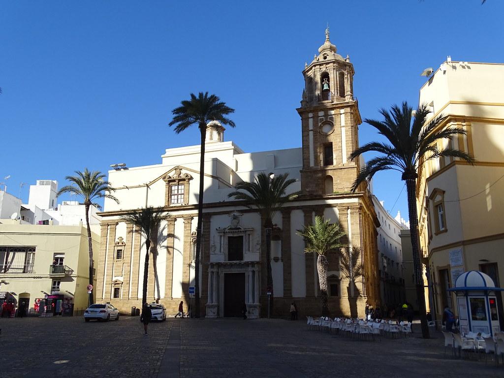 Iglesia de Santiago Cadiz 15