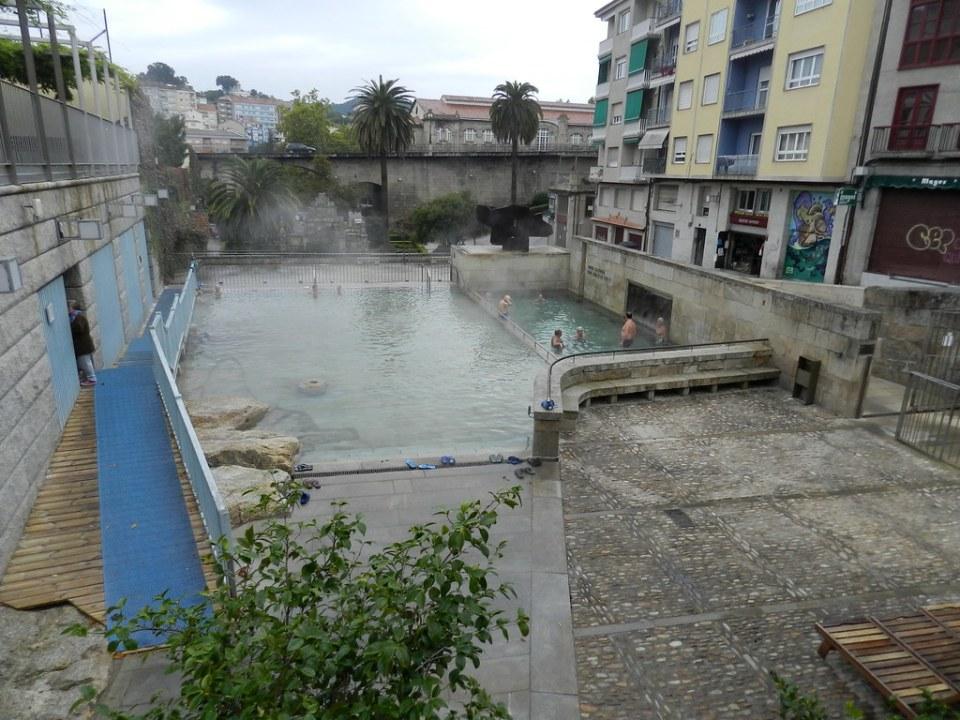 Balneario As Burgas ciudad Orense 05