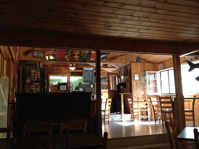 Way of the Wilderness Outfitters/Trail's End Cafe