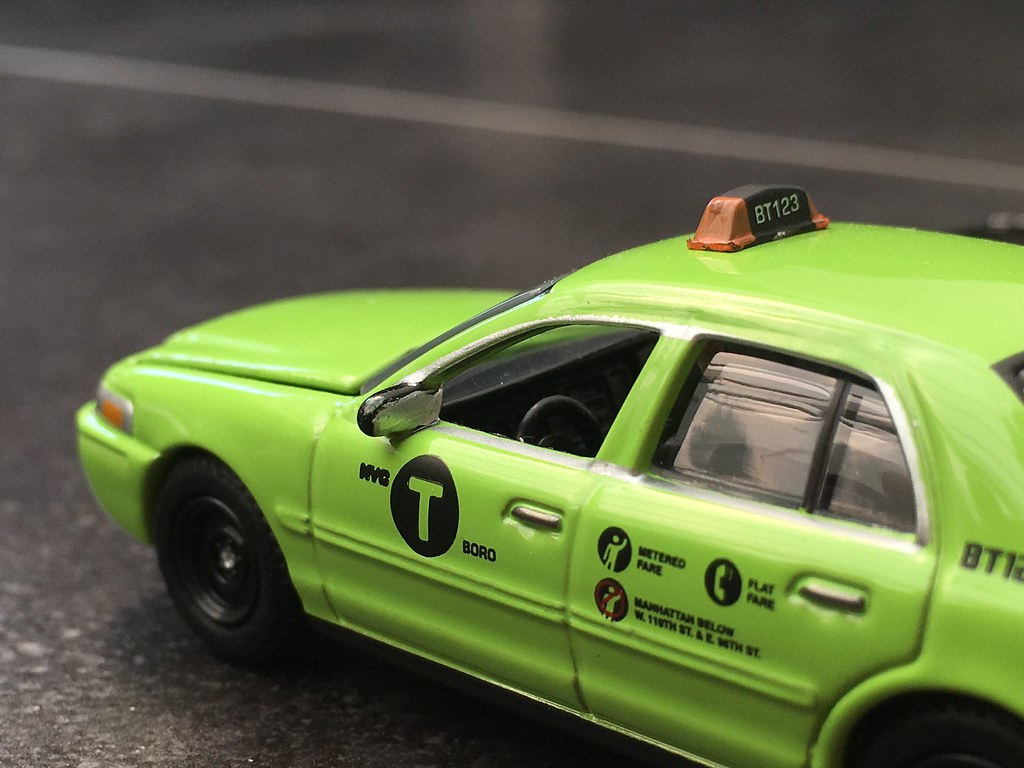 hight resolution of  nyc boro green taxi ford crown victoria by matthfcvpi