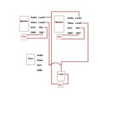 video monitor wiring diagram by mreinier bellsouth net [ 1024 x 866 Pixel ]