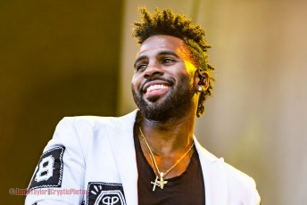 Jason Derulo at KISS Radio Wham Bam @ PNE Amphitheatre - August 20th 2016