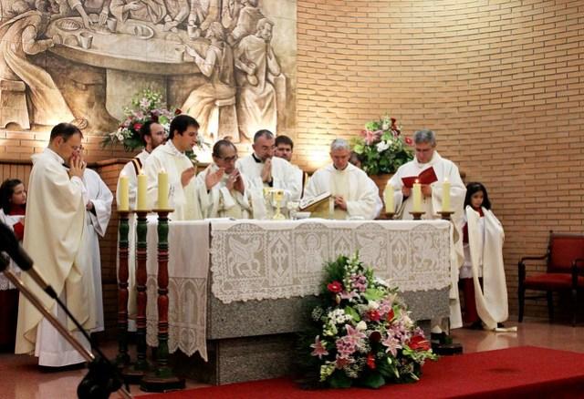 Misa XXX aniversario Fraternidad San Carlos