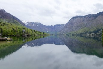 Lake Bohinj | Slovenia | Cycling Europe