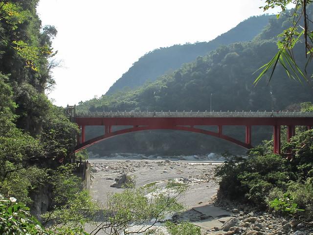 Bridge at Shakadang Trail