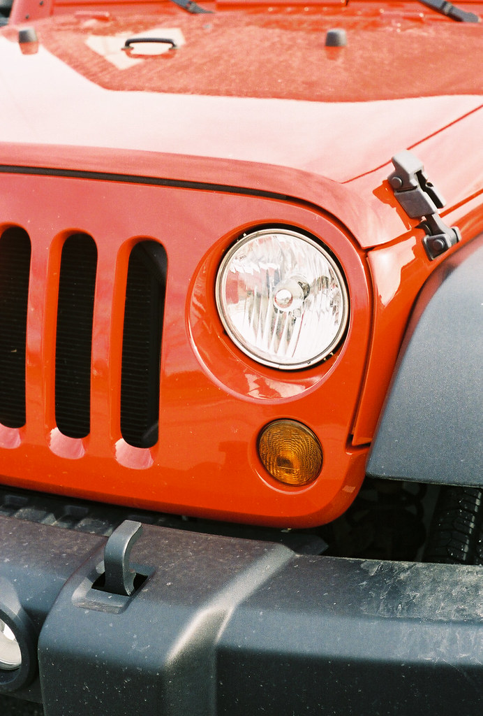 Jeep light