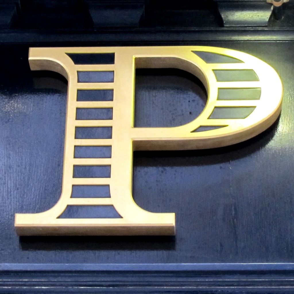 letter P   London. England. UK   Leo Reynolds   Flickr