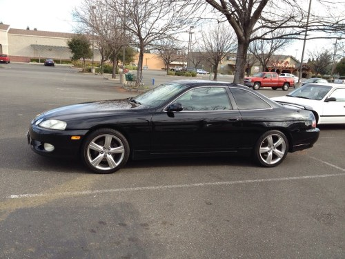 small resolution of  1998 lexus sc400 black black by chiam