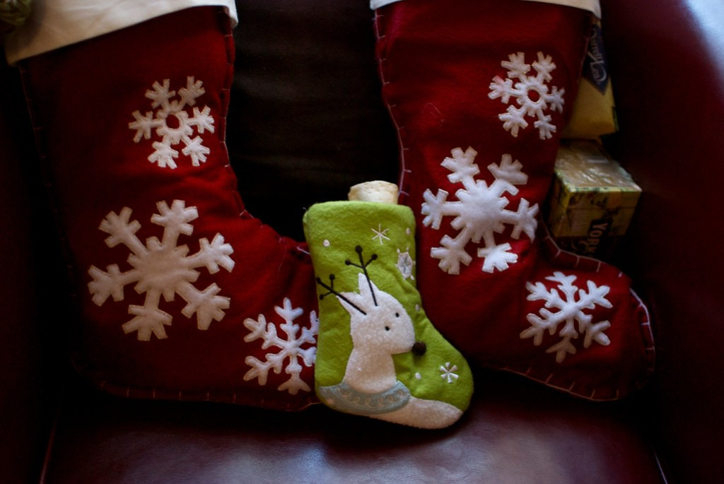 stockings!